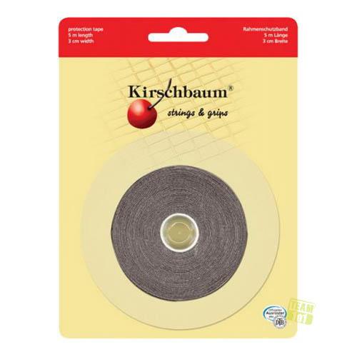 Kirschbaum Kopfband Rahmenschutzband selbstklebend schwarz 3cm 5m
