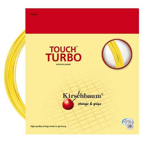 Kirschbaum Tennissaite TOUCH CLASSIC gold 12m